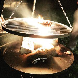Grill trójnóg KUTY - cygański - ogniskowy