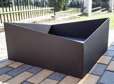 Palenisko ogrodowe SOLID - nowoczesne